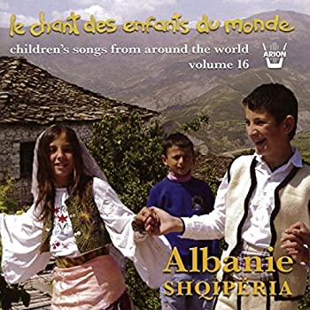 中古 一部予約 送料無料カード決済可能 アルバニアの子供歌
