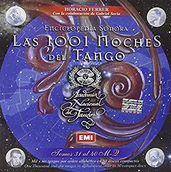 超格安価格 Enciclopedia Sonora-Las 1001 Noches Del Tango-Set, 魚津市 a590e309