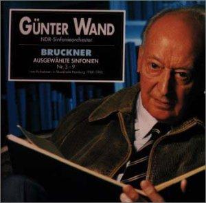 中古 ブルックナー : 低廉 第3番?第9番 新作多数 交響曲選集