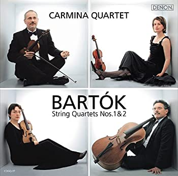 全品送料無料 中古 バルトーク:弦楽四重奏曲第1番 セットアップ 第2番