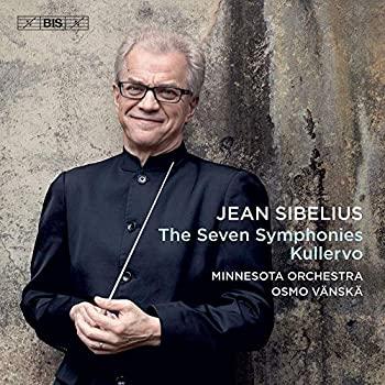 華麗 シベリウス : 交響曲全集、クレルヴォ / オスモ・ヴァンスカ&ミネソタ管弦楽団 (Sibelius : The Seven Symphonies & Kullervo / Osmo Vanska & M, r2-style f8a88fe5