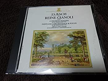 中古 使い勝手の良い 安値 バッハ:ピアノ曲集