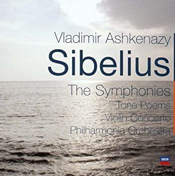 店内全品対象 中古 シベリウス:交響曲管弦楽曲集 在庫一掃売り切りセール
