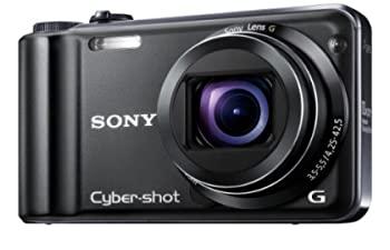 中古 ソニー SONY デジタルカメラ Cybershot HX5V DSC-HX5V 1020万画素CMOS 新色追加 B ブラック 光学10倍 送料無料