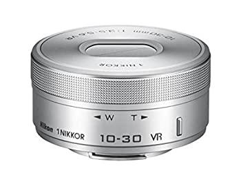中古 国内正規品 Nikon 標準ズームレンズ1 NIKKOR VR シルバー PD-ZOOM f モデル着用 注目アイテム 10-30mm 3.5-5.6