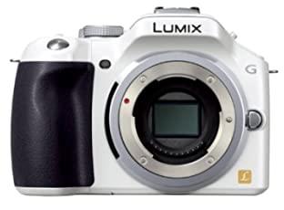 55%以上節約 【】パナソニック ミラーレス一眼カメラ ルミックス G5 ボディ 1605万画素 シェルホワイト DMC-G5-W, BKワールド c4d3add2