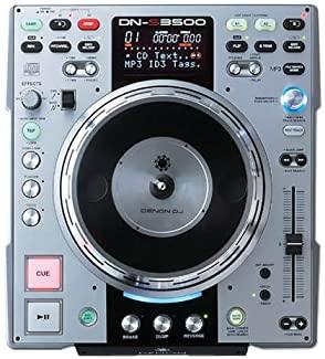 中古 DENON 数量限定 DN-S3500 DJ 正規品送料無料 CDプレーヤー ブラック