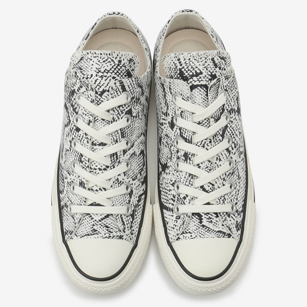 Converse sneakers all stars low frequency cut 100 snake OX CONVERSE ALL STAR®100 SNAKE OX Lady's ※Hokkaido costs the postage.