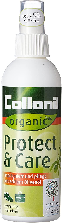オリーブオイル配合の防水効果 保革ミストです コロニル collonil 値引き ケア200ml 革ローション 舗 オーガニックプロテクト