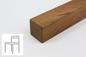 【宮崎椅子製作所】カイ・クリスチャンセン 4110チェア ブラックチェリー材 ランクA張地