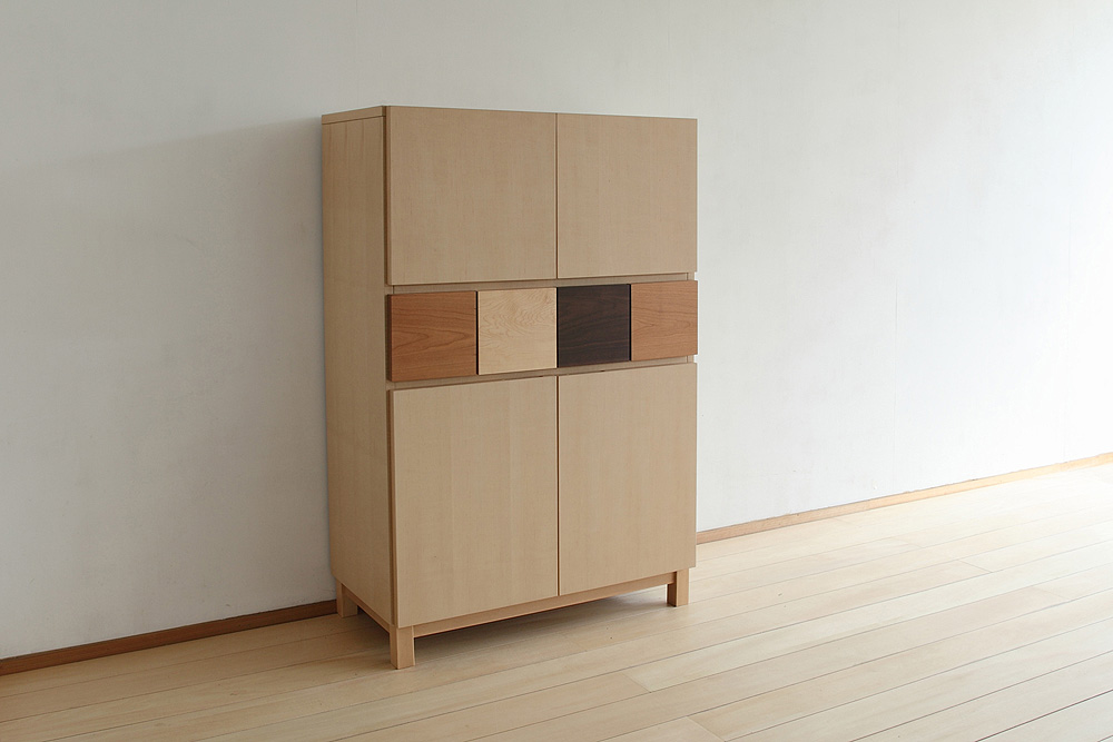 comfort-s: Cabinet / brick 80 made in Japan completed ...