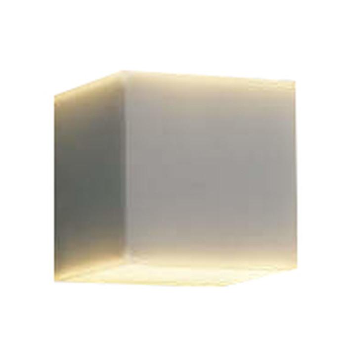 コイズミ照明 エクステリアLED門柱灯 評判 白熱球60W相当 低価格 電球色 OD 本体:AU47872L+セード:AE47877E BR
