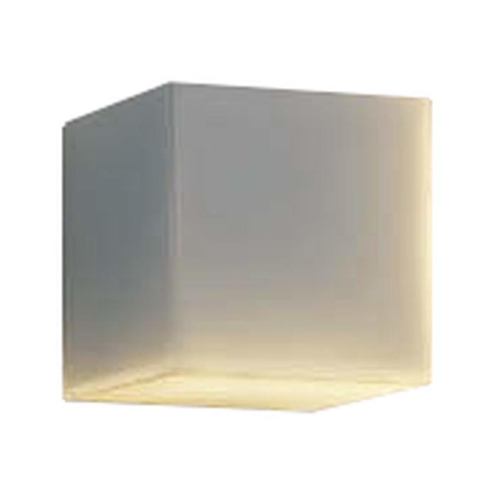 上等 コイズミ照明 エクステリアLED門柱灯 白熱球40W相当 奉呈 電球色 OD BR 本体:AU47873L+セード:AE47878E