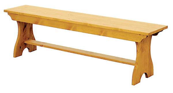 送料無料 パイン材 ダイニングベンチ 幅150cm 無垢材 木製 北欧 ナチュラル カントリー 椅子 イス いす 長椅子 3人掛け 3人用 おしゃれ かわいい 高級感