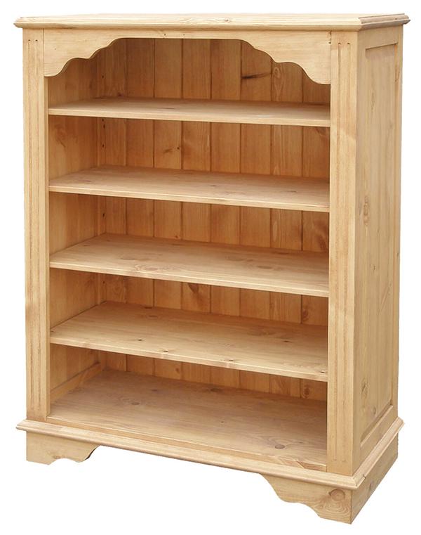 送料無料 パイン材 オープンキャビネット 木製 無垢材 北欧 ナチュラル カントリー 収納棚 リビング キッチン ディスプレイ おしゃれ 本棚 サイドボード リビングボード:コミットアンド店
