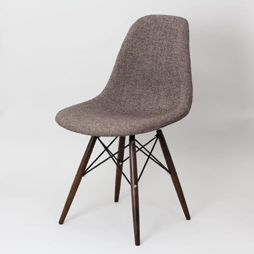 ダイニングチェア 1脚 食卓椅子 椅子 イス いす デザイナーズ イームズシェルサイドチェア DSW NONO おしゃれ 北欧 モダン ミッドセンチュリー レトロ