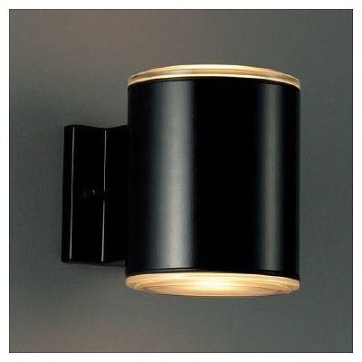 LED一体型ブラケットライト ブラック 白熱灯200W相当 電球色 AD2599L