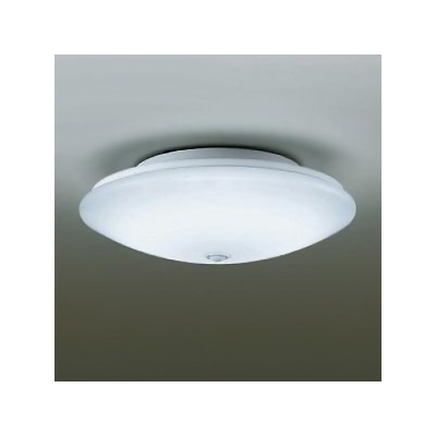 人を感知して自動で点灯 消灯する人感センサー付のシーリングライトです DAIKO LED小型シーリングライト 人感センサー付 ONOFF 非調光 実物 昼白色 自動 長寿命 ギフト FHC28W相当 DCL-38270WE