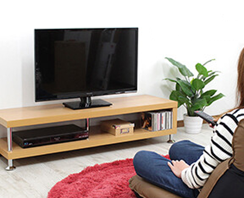 送料無料 フリーボード 幅120cm ローボード テレビ台 テレビボード リビングボード 収納 TVボード TV台 TVラック おしゃれ シンプル コンパクト