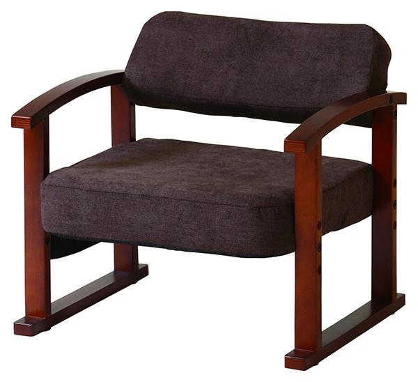 送料無料 ちょこっとイス 座椅子 高さ調整 3段階 コンパクト 立ち上がり楽々 座いす 1人掛け ソファー ソファチェア 正座いす 補助椅子 父の日 母の日 敬老の日 おしゃれ