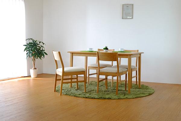 送料無料 ダイニングチェアのみ 2脚セット ナチュラル+ベージュ アルダー無垢材 木製 天然木 食卓椅子 イス 椅子 チェア ダイニングチェアー 食卓チェア コンパクト おしゃれ デザイン モダン 北欧 スタイリッシュ 高級感