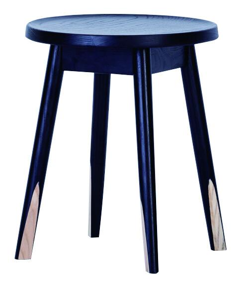 送料無料 スツール ブラック 1脚 腰掛け いす 椅子 ローチェアー 玄関 寝室 リビング キッチン コンパクト おしゃれ カラフル モダン 北欧 ミッドセンチュリー