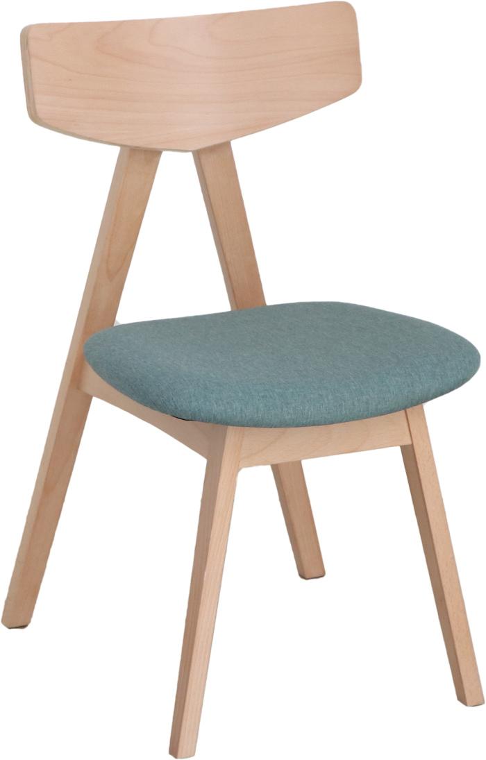 ダイニングチェア ブルー チェア カフェチェアー ダイニングチェアー 食卓チェア 椅子 イス いす コンパクト ミッドセンチュリー シンプルモダン シック レトロ 北欧 おしゃれ デザイン 高級感