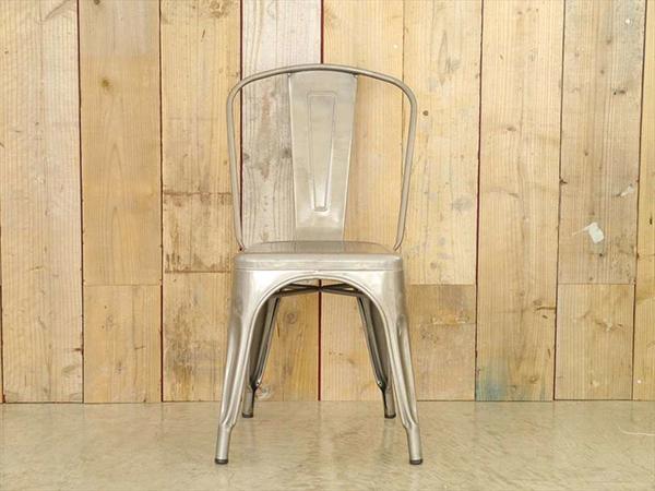 ダイニングチェア 2脚セット 食卓椅子 イス いす おしゃれ 1人用 1人掛け スチール 1234チェア リプロダクト クリア カフェ リビング デザイン 北欧 モダン 西海岸 インダストリアル