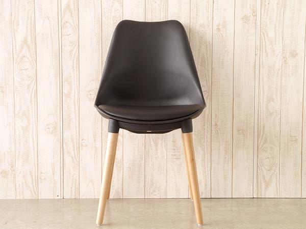 ダイニングチェア 食卓椅子 イス いす おしゃれ 1人用 1人掛け チェア マルコ ブラック カフェ リビング デザイン 北欧 モダン 西海岸 シンプル