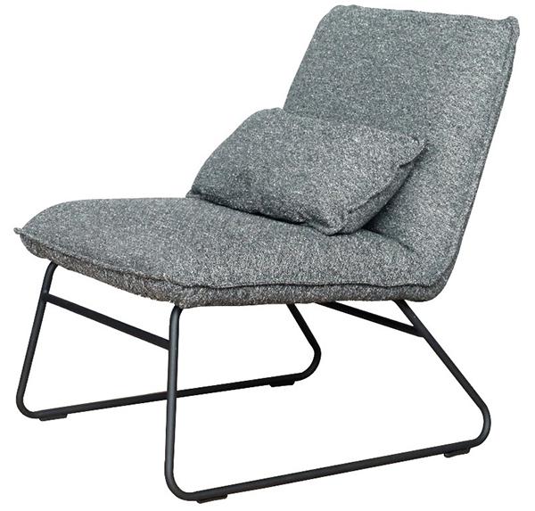 パーソナルチェア おしゃれ 1人掛け 1人用 リビングチェアー アメリカンアンティーク ファブリック ベクト ブラック デザイン 椅子 イス いす ミッドセンチュリー モダン シンプル 西海岸