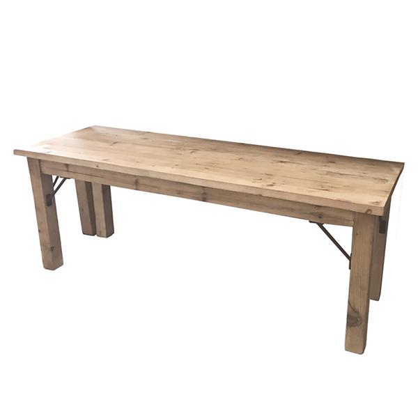 古材 ダイニングベンチ 単品 木製 幅120cm ナチュラル いす 椅子 長椅子 ベンチチェアー チェア おしゃれ ブルックリン 西海岸 男前インテリア インダストリアル