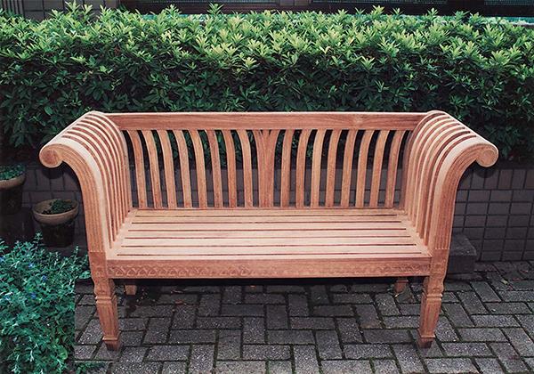 【35%OFF】 チェアー グランドベンチ モダン チェア 長椅子 おしゃれ 椅子 木製 アンティーク レトロ:コミットアンド店 イス ガーデンチェアー ガーデンベンチ-エクステリア・ガーデンファニチャー