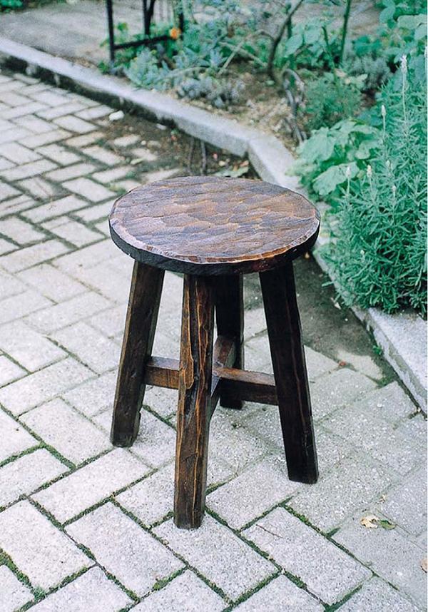 スタンドチェア ダイニングチェアー カフェ 食卓椅子 スツール 腰掛け 玄関 キッチン リビング 木製 カフェ 椅子 いす イス リビング おしゃれ モダン レトロ アンティーク