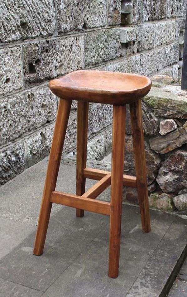 ハイチェア カウンターチェア バーチェア 木製 ダイニングチェアー カフェ 食卓椅子 いす イス リビング キッチン おしゃれ モダン レトロ アンティーク