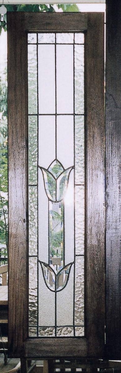 ステンドグラス チューリップ ステンドガラス インテリア 雑貨 おしゃれ