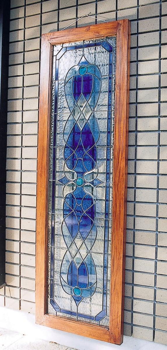 ステンドグラス 415DS-1 ステンドガラス インテリア 雑貨 おしゃれ