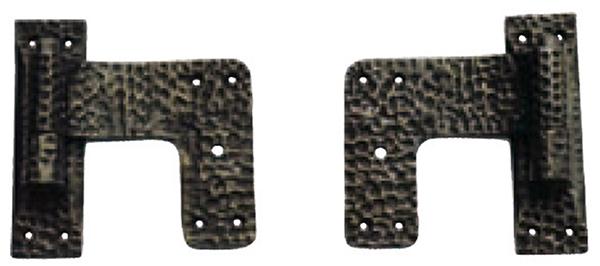アンティークヒンジ (左右セット) ヒンジ 真鍮 アンティーク