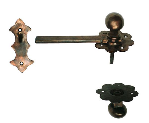 アンティークゲートラッチ  No.1551