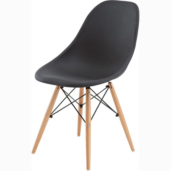 ダイニングチェア 木製 食卓チェアー 食卓椅子 いす イス 椅子 ダイニングチェアー レトロ モダン 北欧 ブルックリン 西海岸 男前 インテリア おしゃれ アンティーク カントリー かわいい ブラック