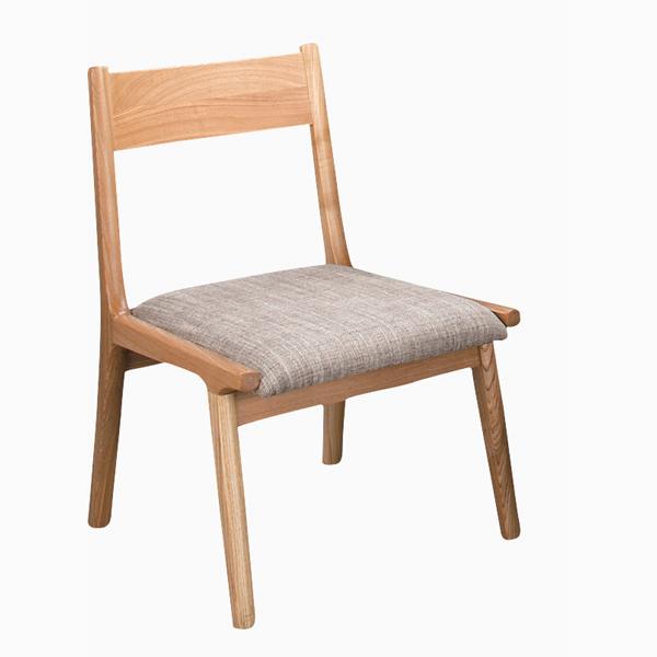 ダイニングチェア 天然木 木製 食卓チェアー 食卓椅子 いす イス 椅子 ファブリック ダイニングチェアー レトロ モダン 北欧 ブルックリン 西海岸 男前 インテリア おしゃれ アンティーク カントリー かわいい 高級感