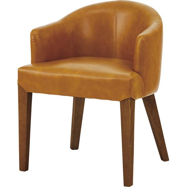 ダイニングチェア ローバック レザー 天然木 木製 食卓チェアー 食卓椅子 いす イス 椅子 ダイニングチェアー レトロ モダン 北欧 ブルックリン 西海岸 男前 インテリア おしゃれ アンティーク カントリー かわいい 高級感 キャメル