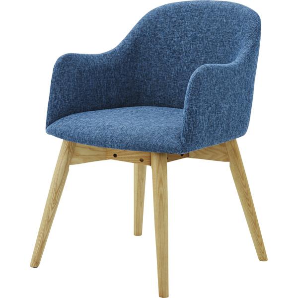 ダイニングチェア 天然木 木製 食卓チェアー 食卓椅子 いす イス 椅子 ダイニングチェアー ファブリック レトロ モダン 北欧 ブルックリン 西海岸 男前 インテリア おしゃれ シンプル アンティーク カントリー かわいい 高級感 ブルー