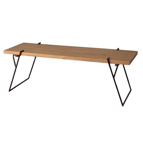 コーヒーテーブル カフェテーブル 幅120cm アイアン 木製 ローテーブル センターテーブル リビングテーブル 座卓 おしゃれ アジアンリゾート 北欧 モダン レトロ 一人暮らし ナチュラル