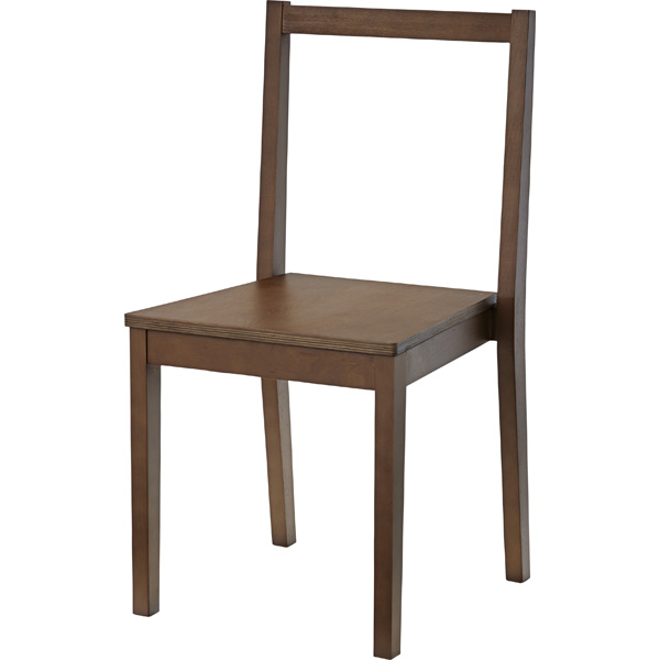 スタッキングチェア ダイニングチェア 木製 天然木 カフェ 食卓チェアー 食卓椅子 いす イス 椅子 ダイニングチェアー レトロ モダン 北欧 ブルックリン 西海岸 男前 インテリア おしゃれ シンプル アンティーク 高級感 ブラウン