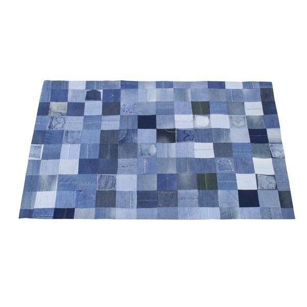 ラグ マット フロアマット 柄 コットン 綿 ラグマット デザイン ラグカーペット 140x200cm じゅうたん 絨毯 リビングラグ センターラグ シンプル おしゃれ 北欧 高級感