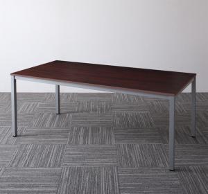 会議用テーブル [オフィステーブル W180単品 ミーティングテーブル&スタッキングチェアシリーズ Sylvio シルビオ]