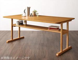 ダイニングテーブル 幅150 [ダイニングテーブル W150単品 棚付き ソファダイニングシリーズ Colta コルタ]