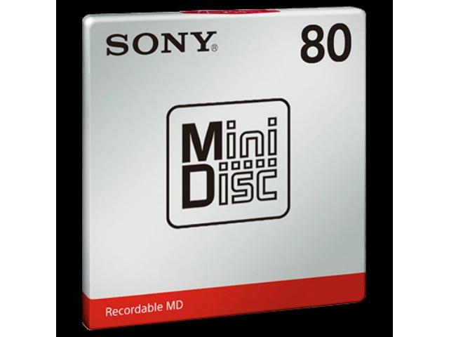 ソニーマーケティング MDW80T