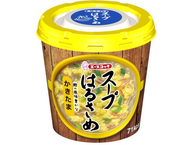 エースコック スープはるさめ かきたま 20g x6 *
