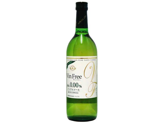 アルプス ヴァンフリー 白 お買い得品 瓶 国内正規品 720ml x3